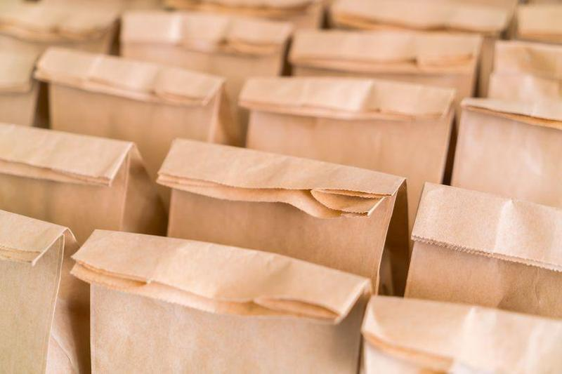 Brown Bag Sack Lunches