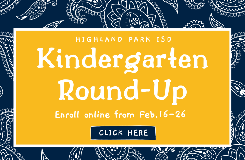 HPISD launches Kindergarten Round-Up virtually Featured Photo