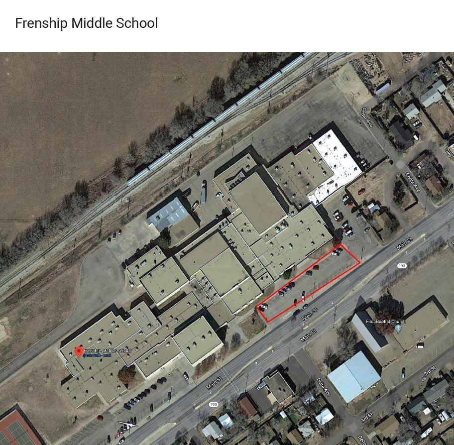 FMS hotspot map