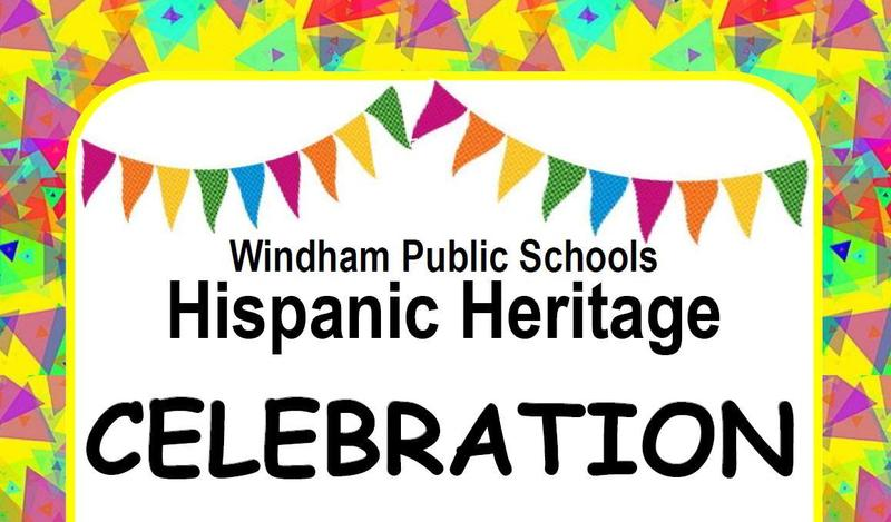 Hispanic Heritage Celebration: Food, music, and dance at Windham High on Fri, Sept 21 at 5pm! Thumbnail Image