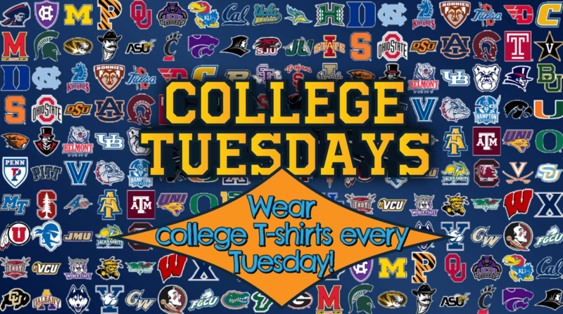 College Tuesdays