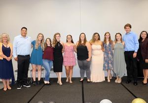 2020-2021 PTA Graduates