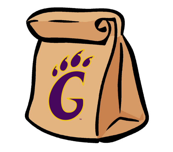 g claw lunch bag