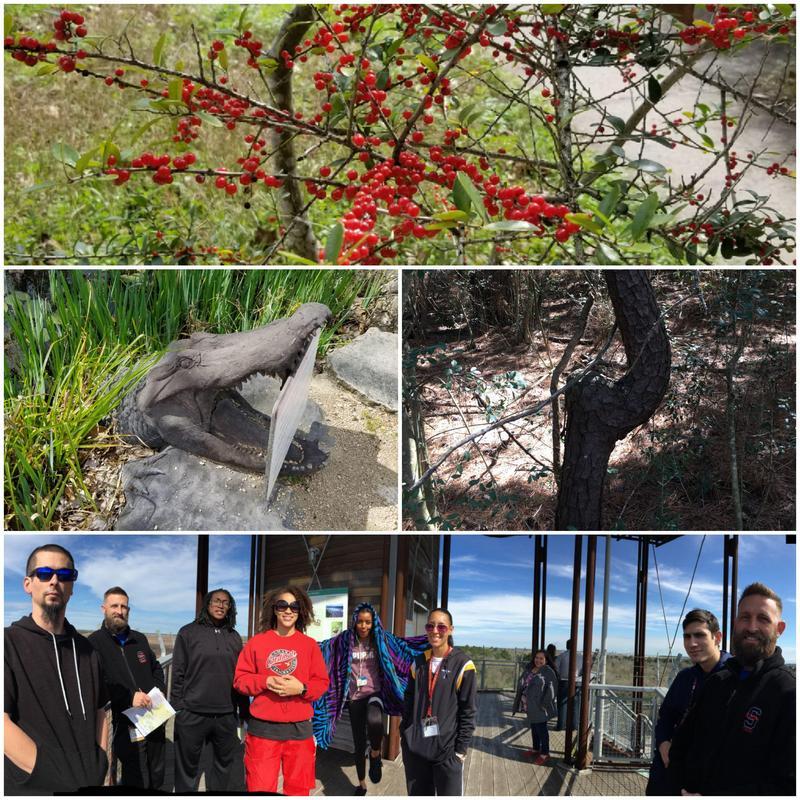 sheldon_isd_teachers_visit_sheldon_lake_park