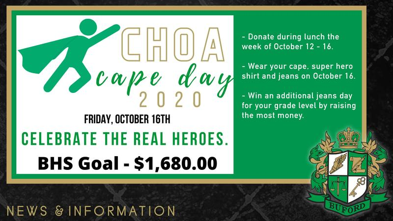 Cape Day for CHOA Featured Photo