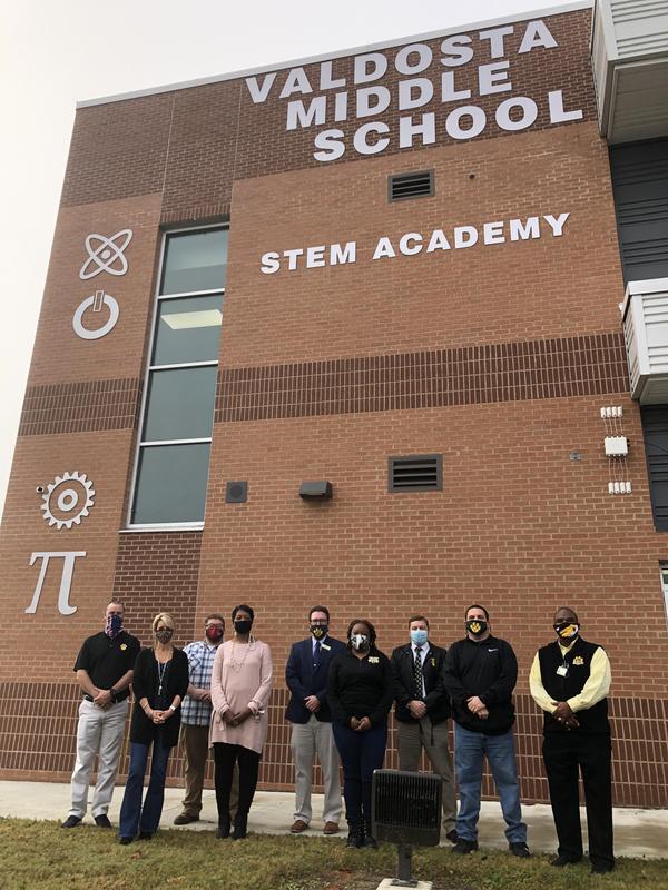 VMS STEM Leadership Team
