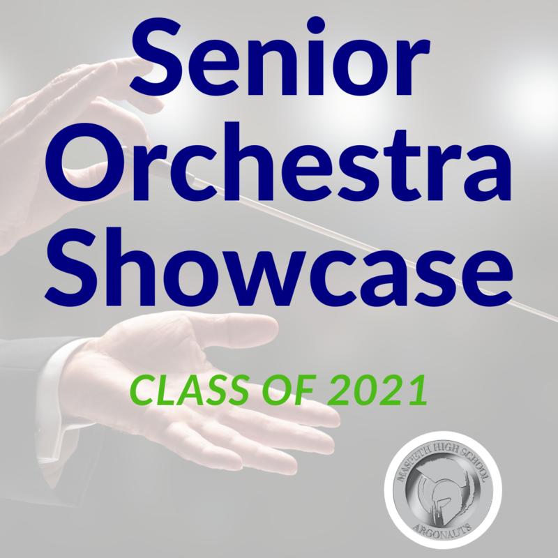 Senior Orchestra Showcase