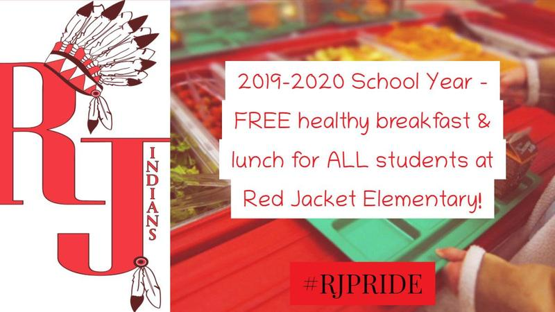 RJES Free Breakfast and lunch