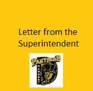 Information from Superintendent