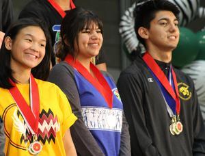 Academic Decathlon Students