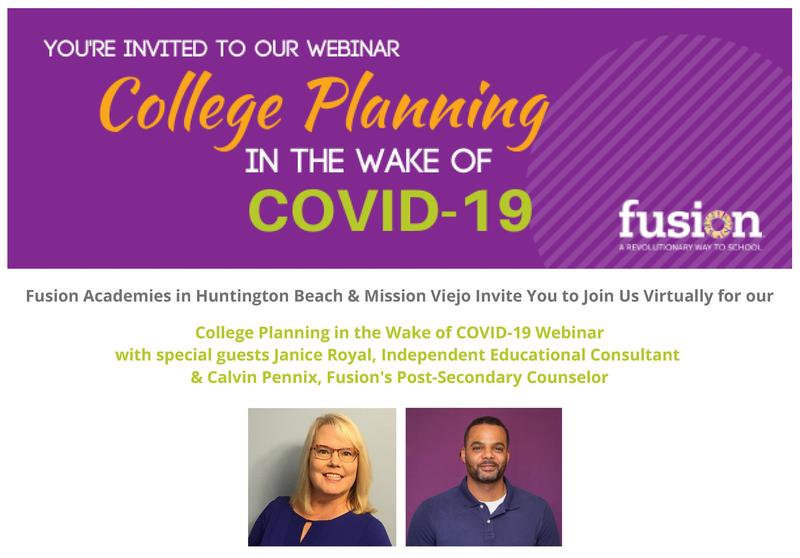 College Planning in the Wake of COVID-19 Featured Photo