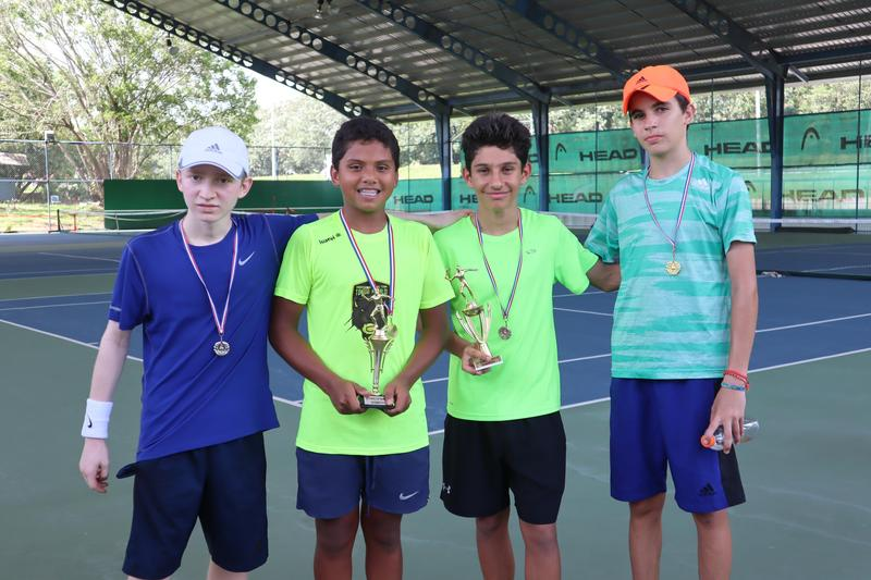 Simply Smashing Tennis Tournament at ISP Featured Photo