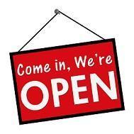 Office opens on Monday 8/13/2018. Thumbnail Image