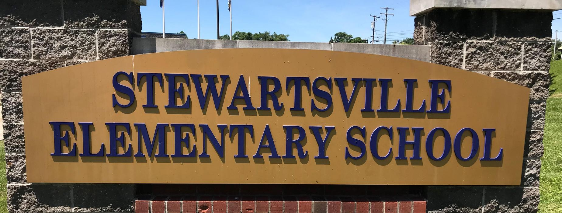 Stewartsville Sign