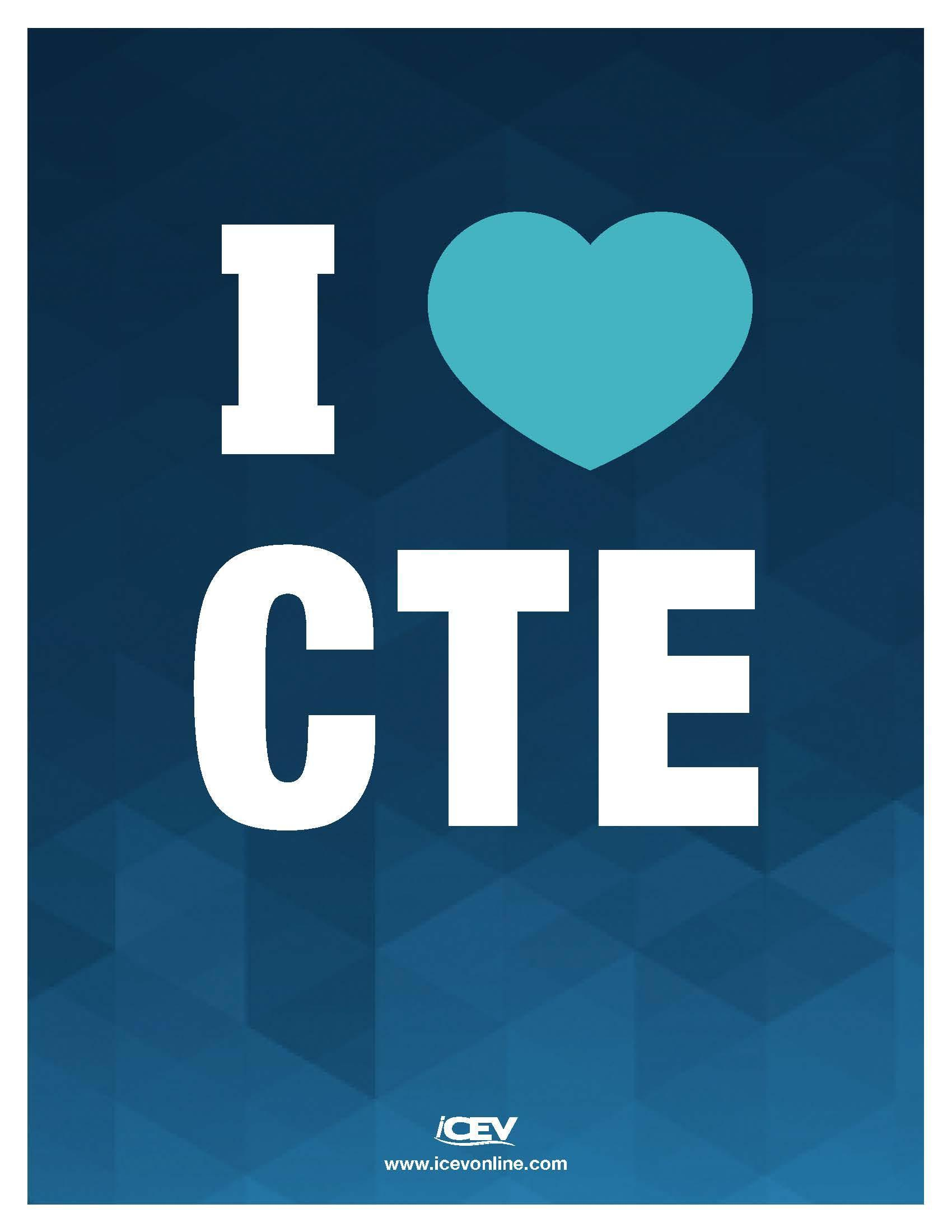 I love CTE image