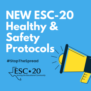 New ESC-20 Health & Safety Protocols