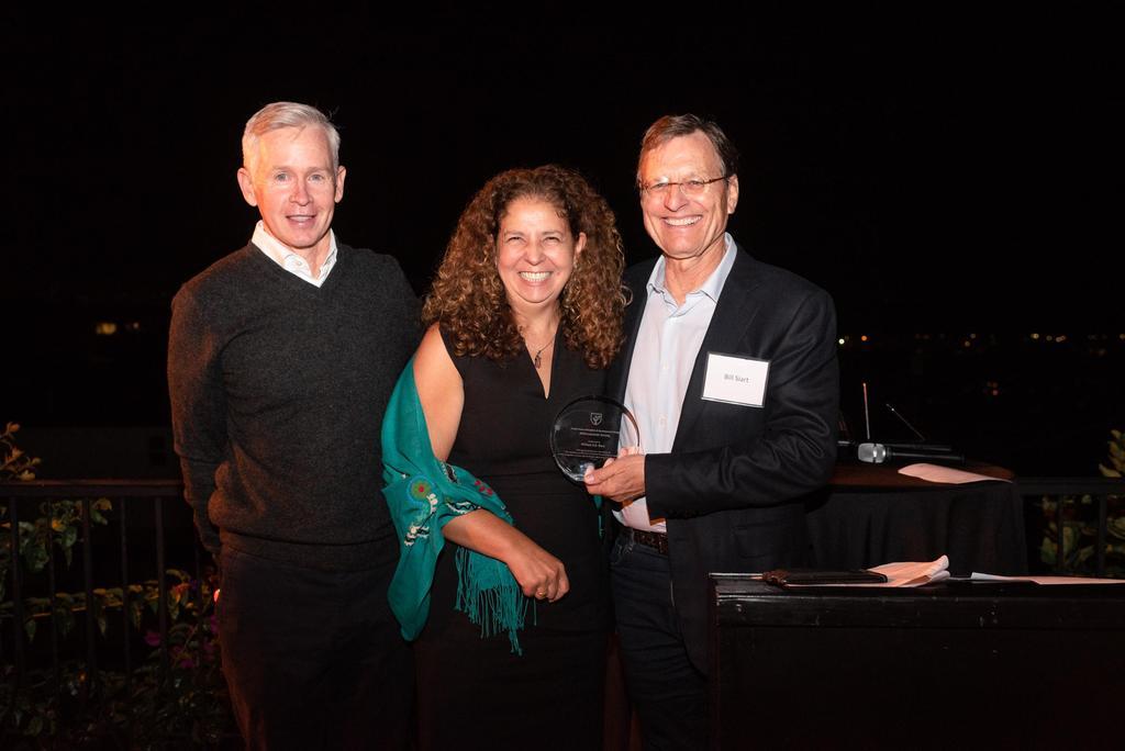 luminary award presentation