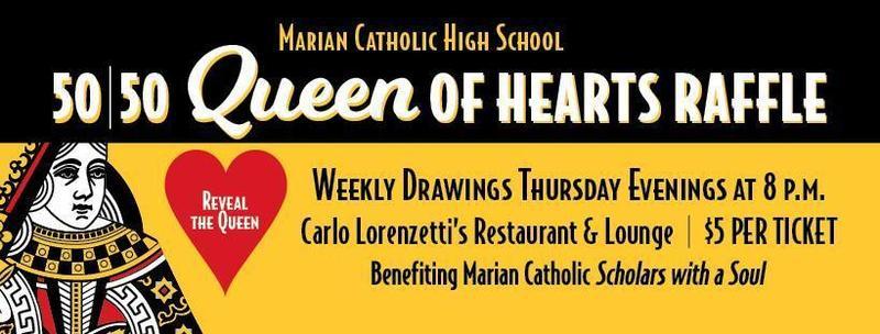 Queen of Hearts Raffle Postponed Featured Photo