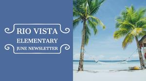 Image of June Newsletter