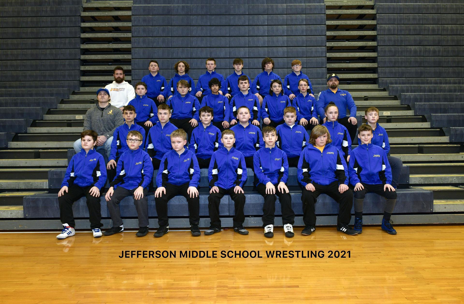 JMS Wrestling