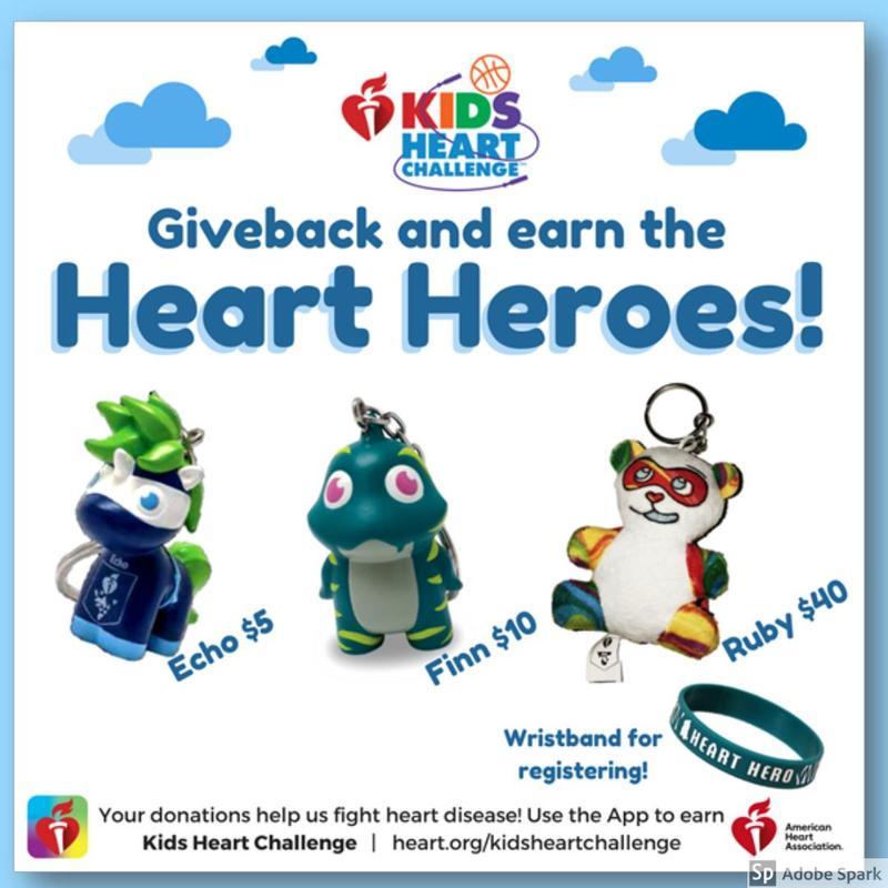Partin Elementary - Kid's Heart Challenge Thumbnail Image