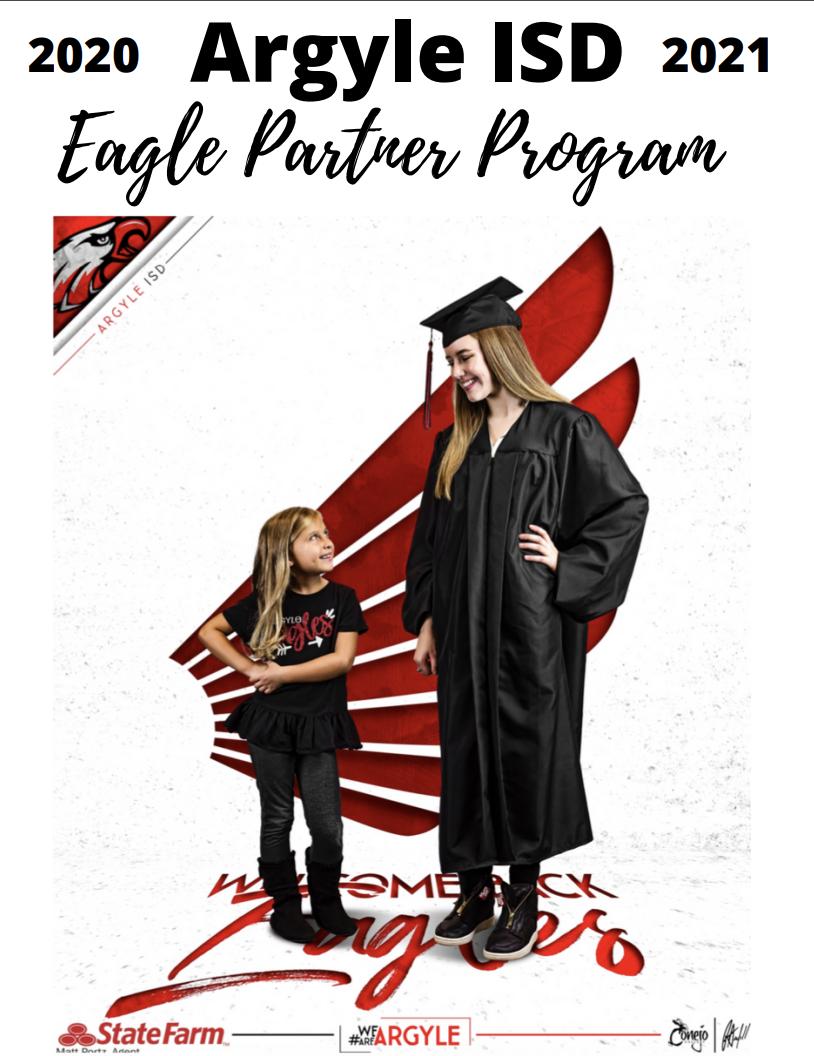 Eagle Partner Cover