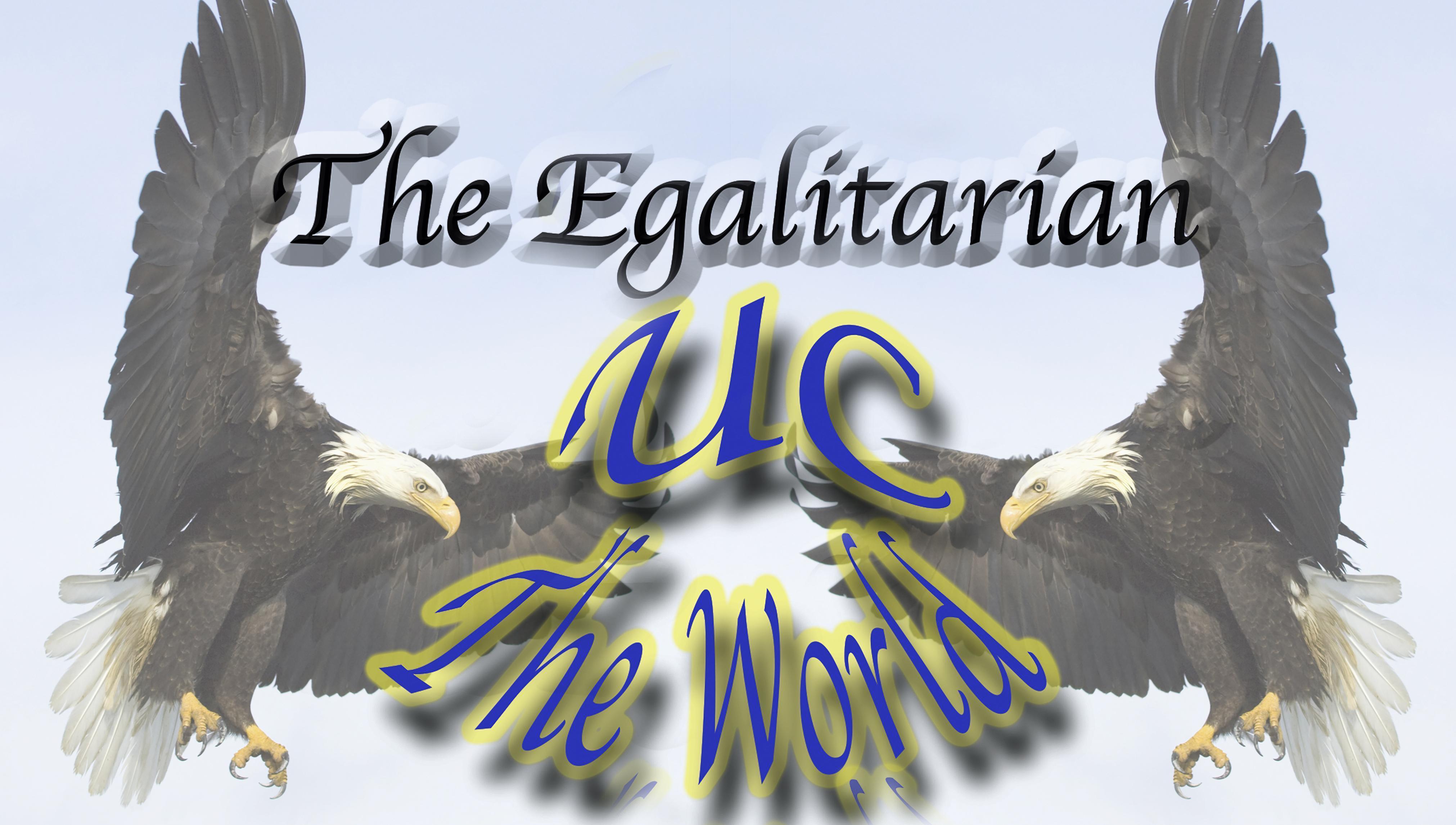 The Egalitarian Logo