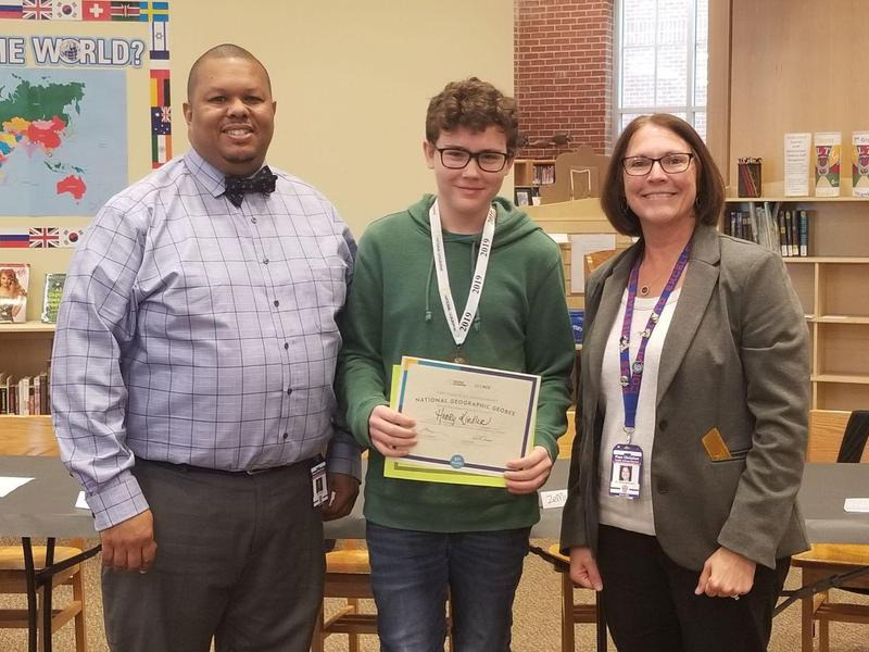 Henry Kindler Wins Pass Christian Middle School Geographic Geobee Featured Photo