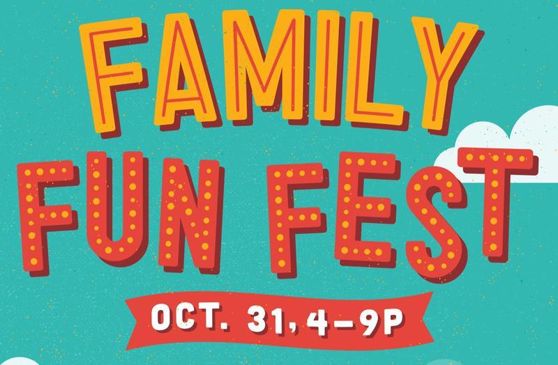 Yorba Linda Family Fun Fest on October 31