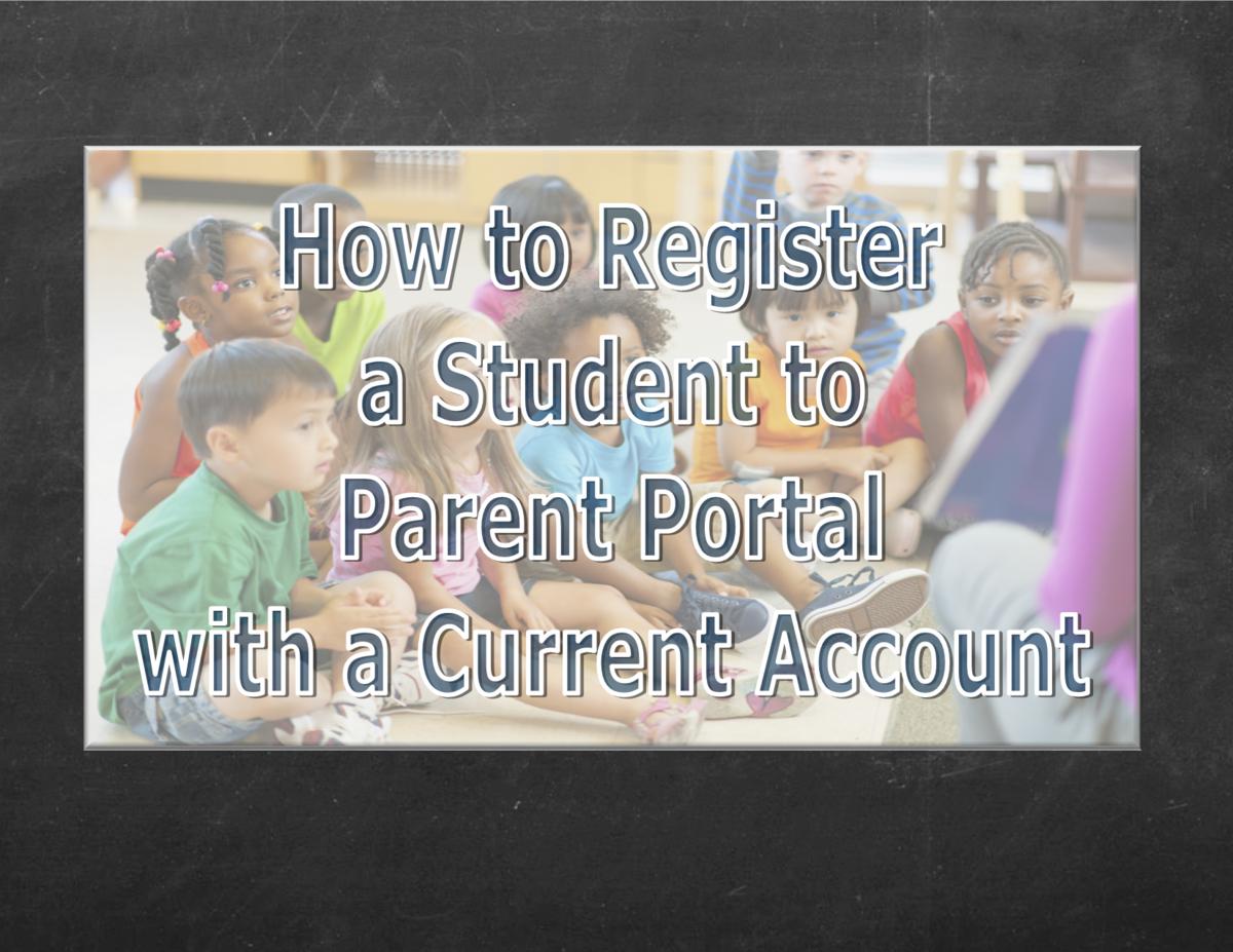 New Parent Portal