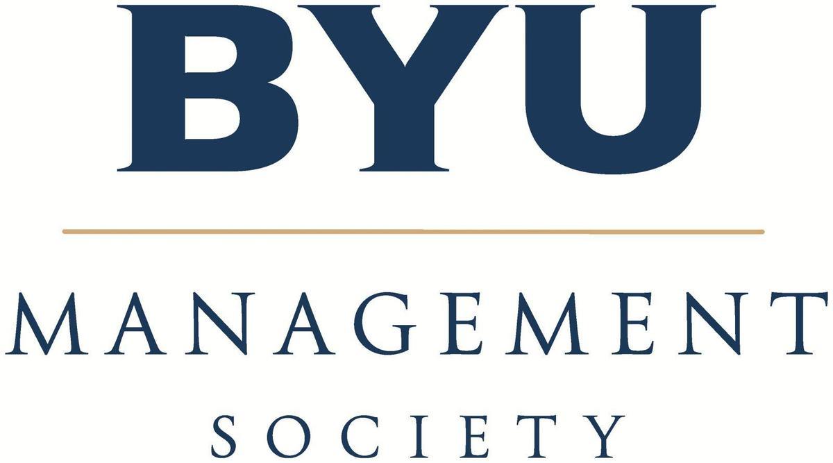 BYU Management logo