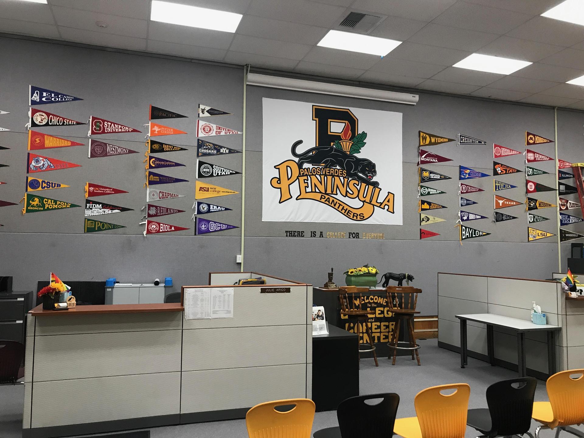 Peninsula High School College Career Center