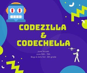 CODEZILLA   &  CODECHELLA