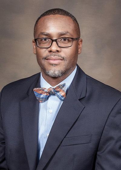 Principal Eric Mitchell