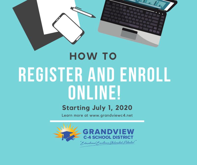 online registration and Enrollment