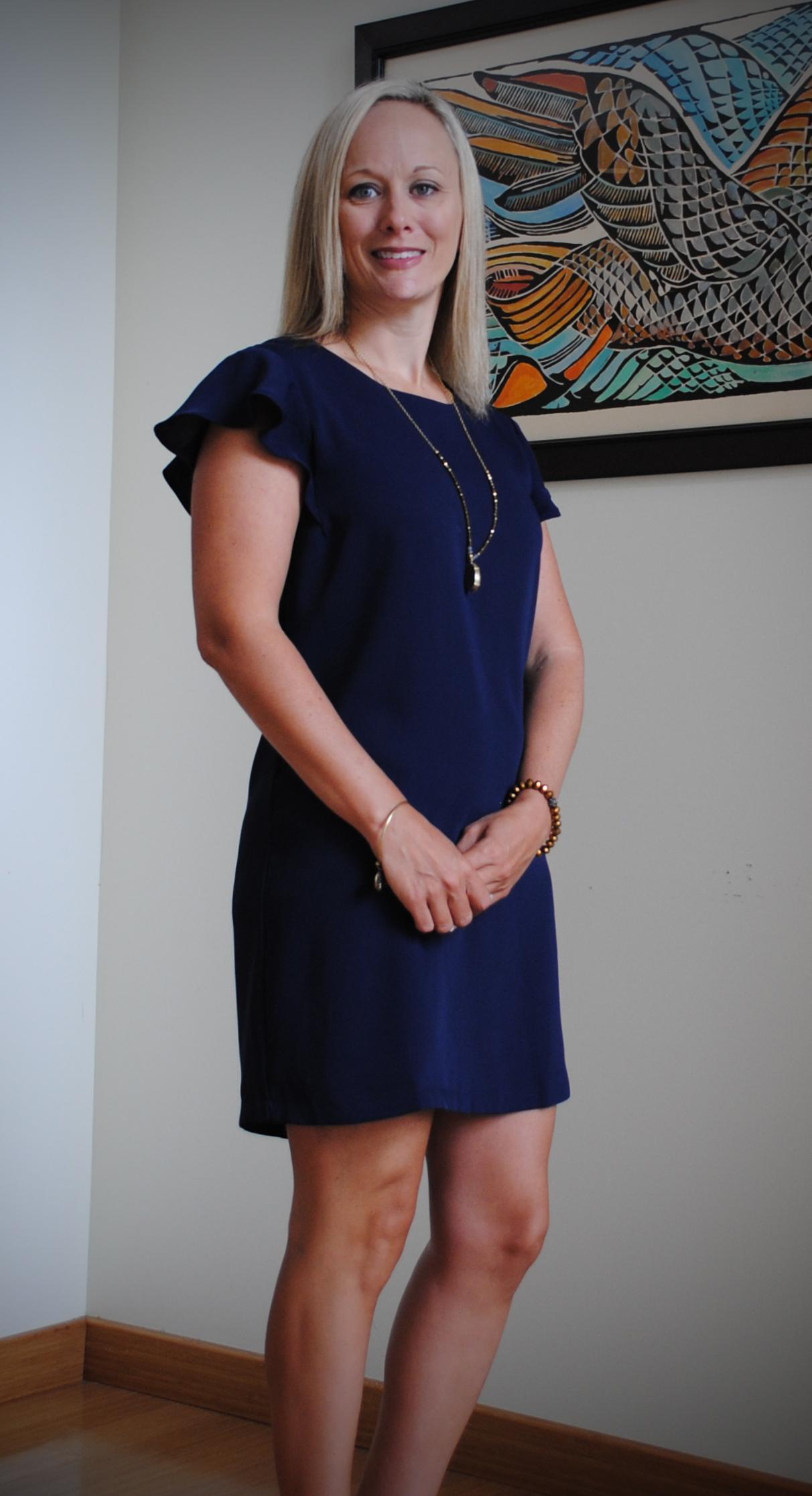 Mary Gill, CFO