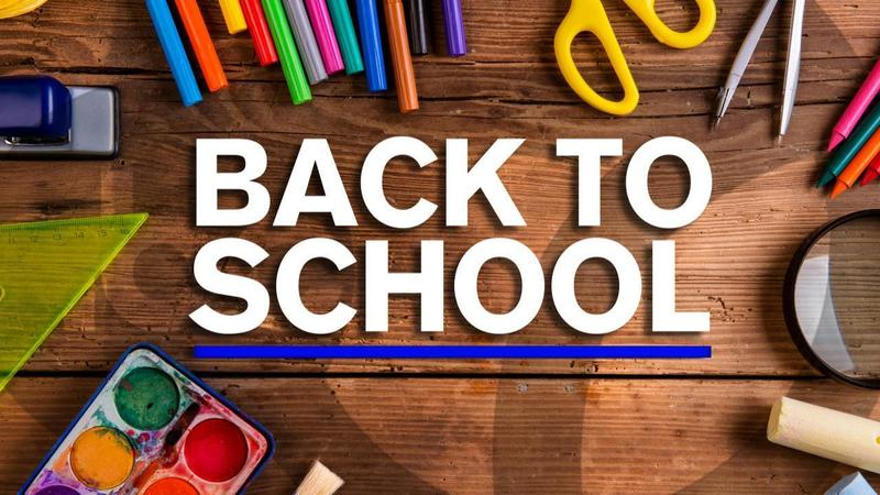 Back to School 2021-2022 Featured Photo