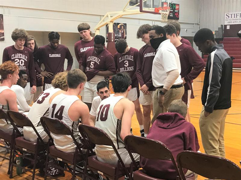 Clarkdale Boys Basketball