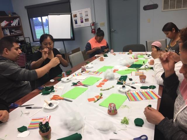 Spring Craft classes