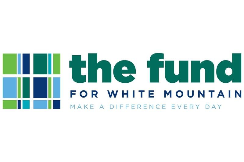 Logo for The Fund for White Mountain.