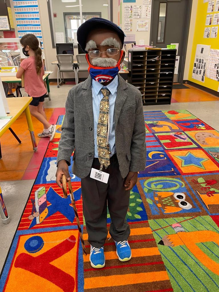 100th Day Dress Up