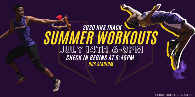 2020 Track Summer Workouts Featured Photo