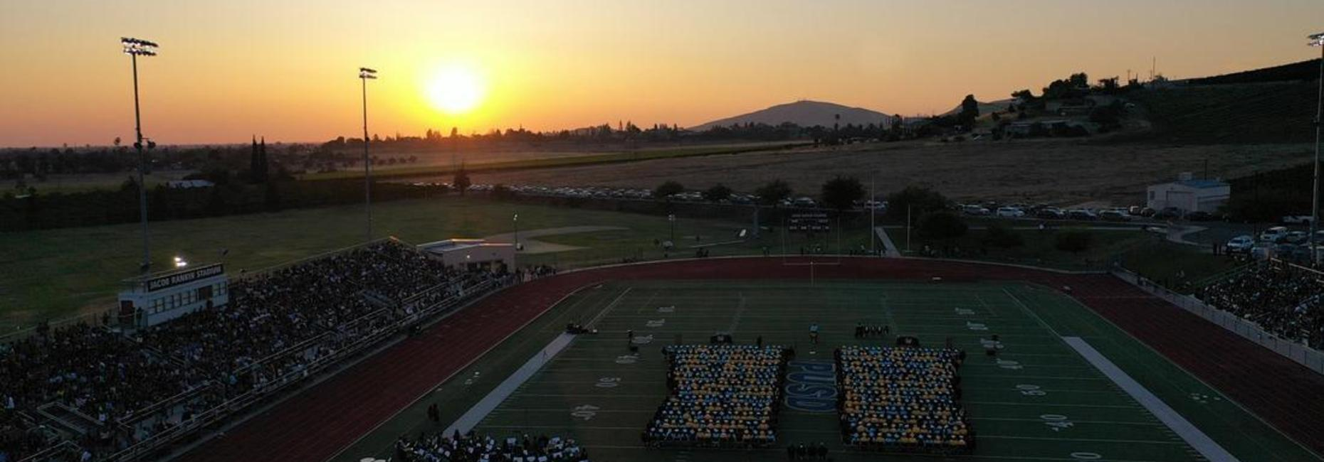 Drone Graduation