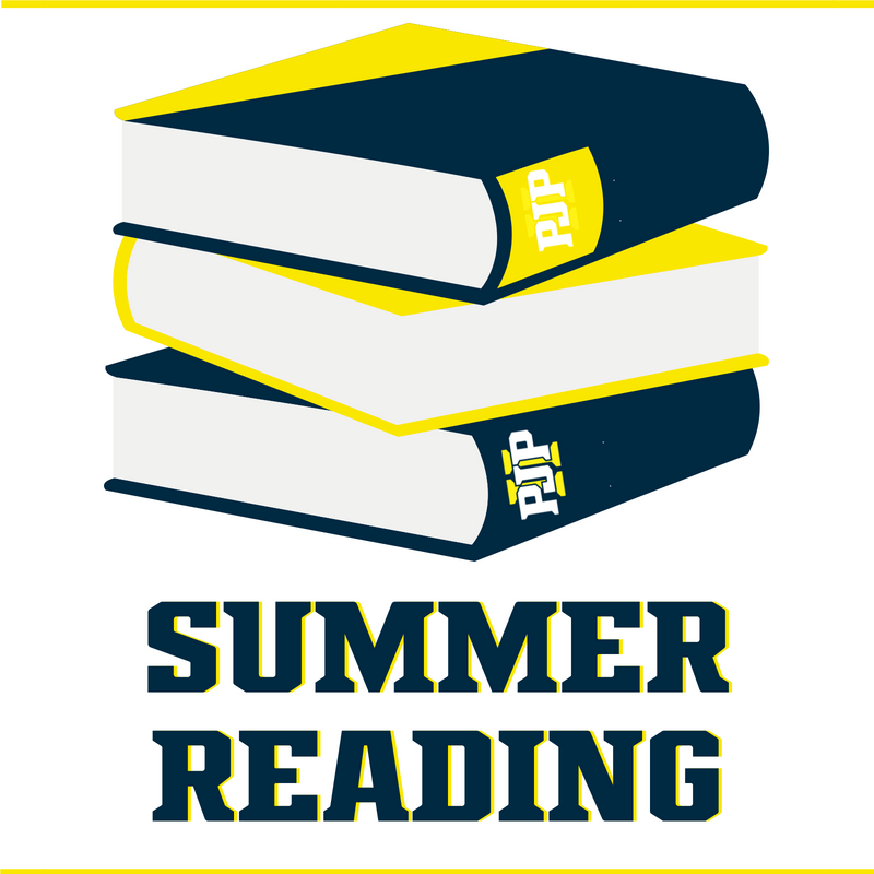 Summer Reading for 2018-2019 School Year Thumbnail Image