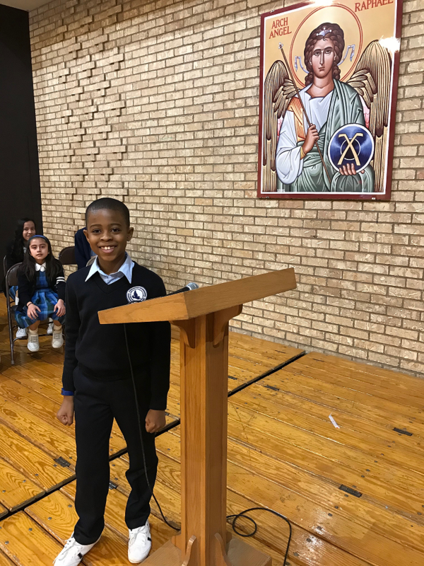 Congratulations to our Spelling Bee Winner - Chukwunonso Egbuonu! Featured Photo