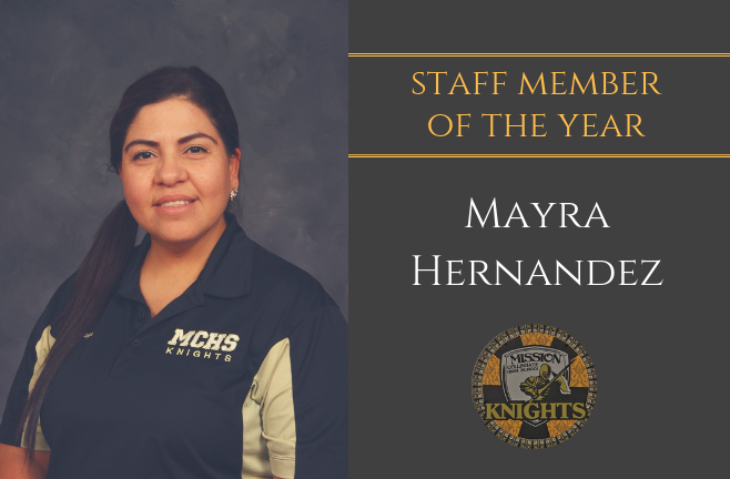Congratulations to Our Staff Member of the Year! Featured Photo