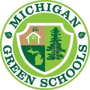 Michigan Green Schools Logo