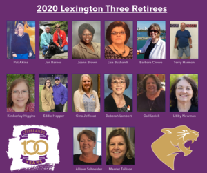 Lexington Three Celebrates Retirees