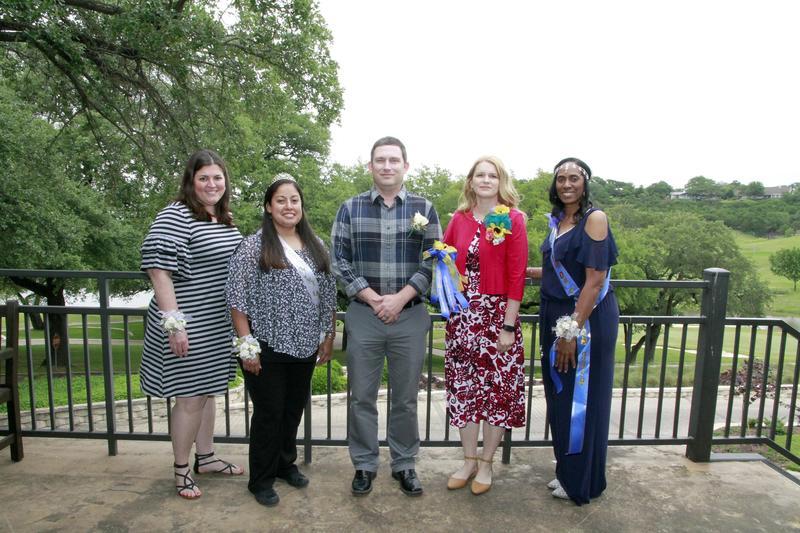 La Vega ISD Teachers of the Year for 2019 Thumbnail Image