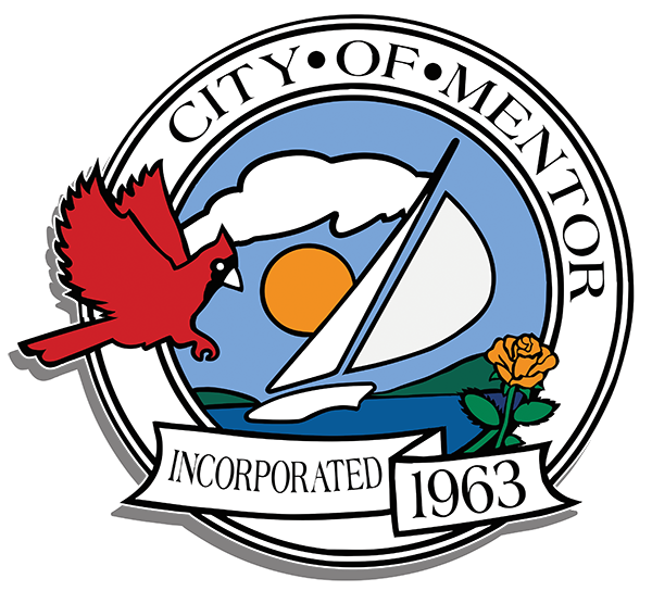 City of Mentor official seal